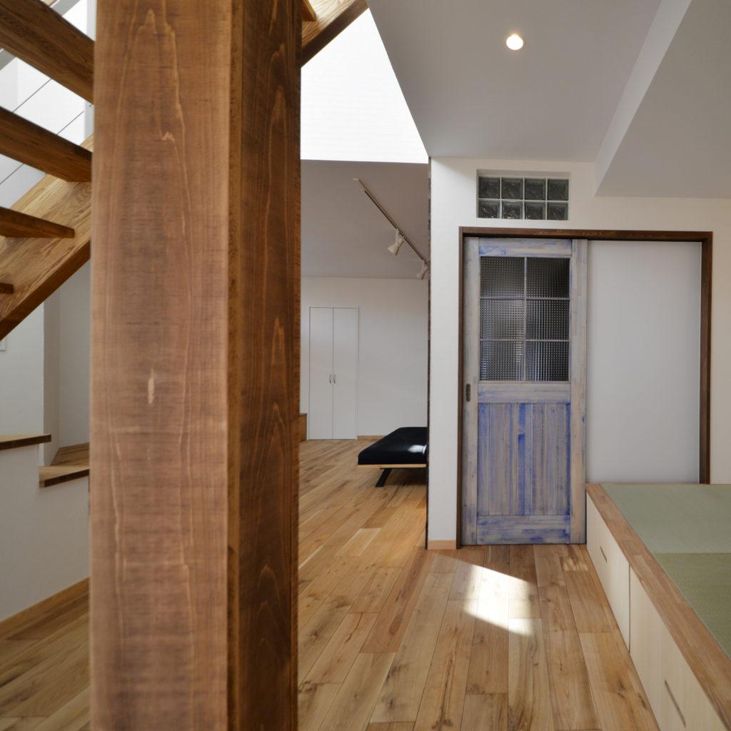 西海岸スタイルの家【本質改善型リフォーム】