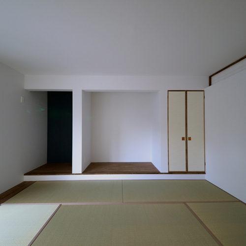 本質改善型リフォーム『大野の家』和室