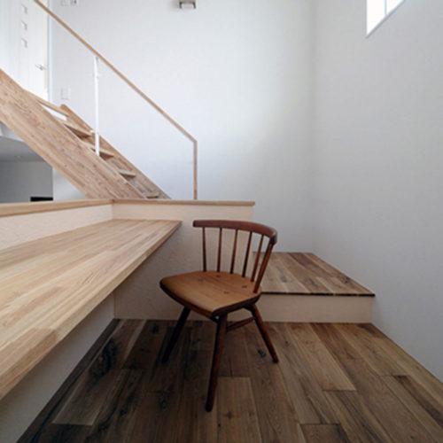大空間のkawaiiモダンの家 フリースペース