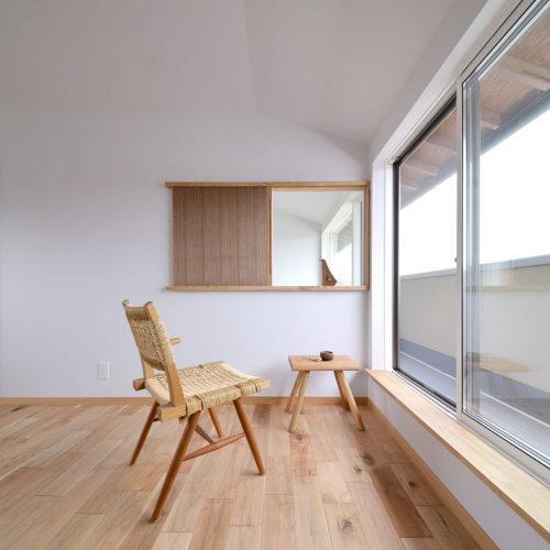 かしの木の家 個室