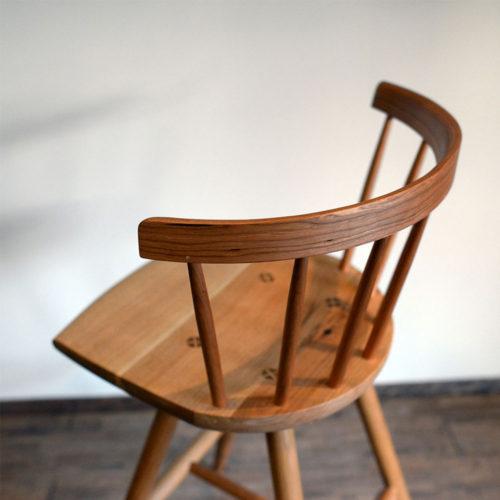 本質改善型リフォーム『大野の家』椅子
