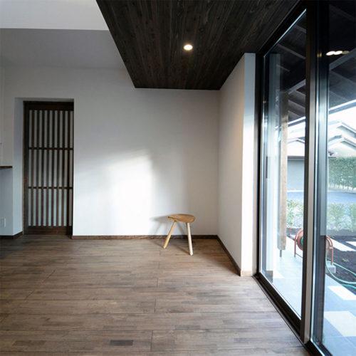 本質改善型リフォーム『大野の家』個室