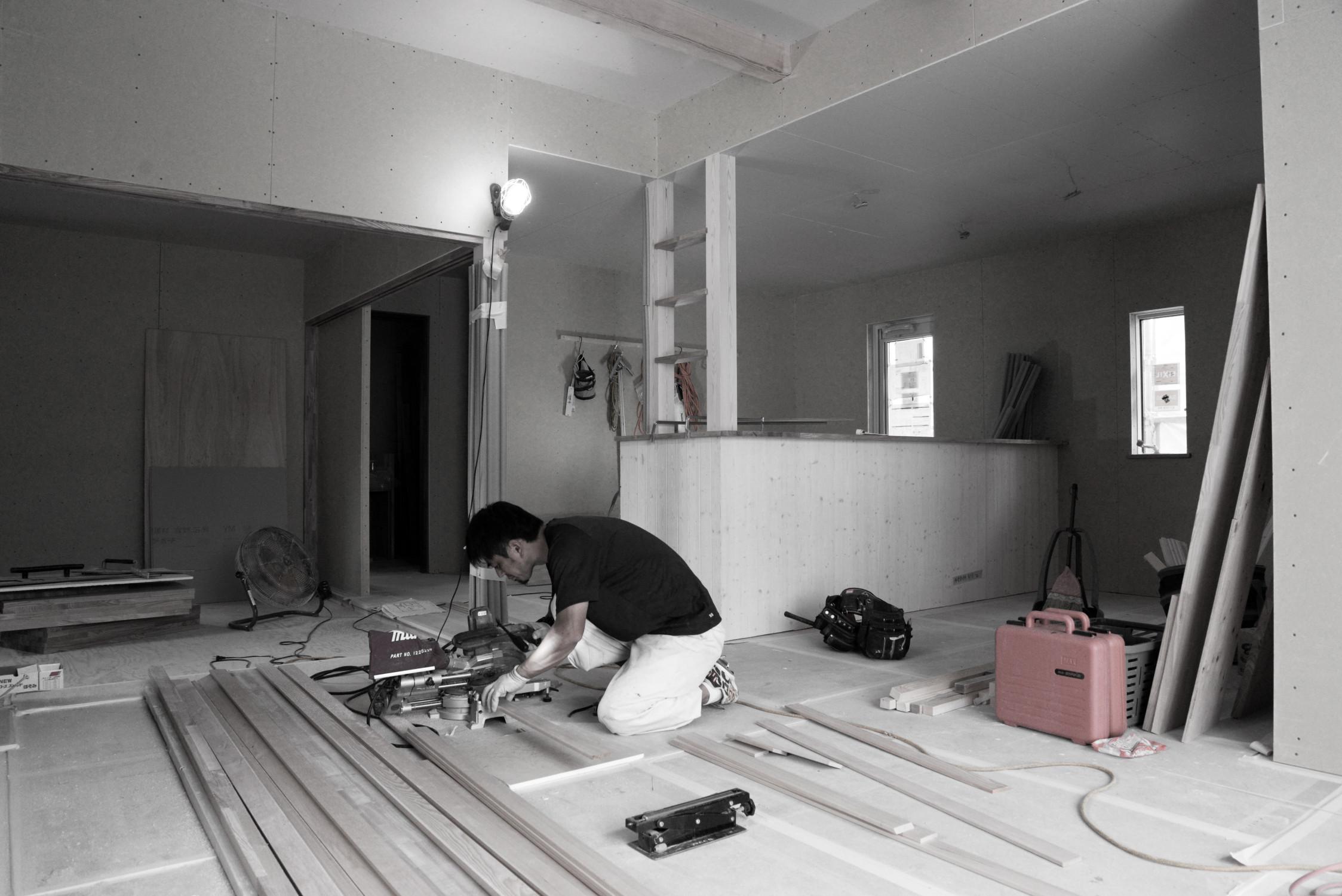 造作工事001