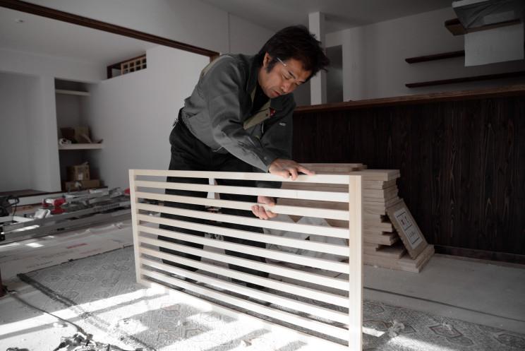 建具工事2