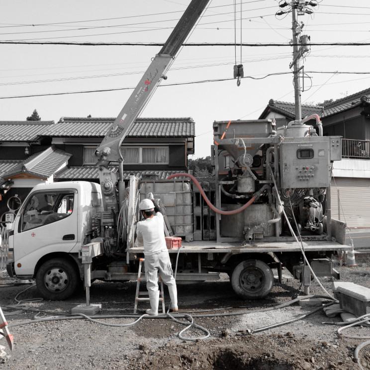 地盤改良工事002
