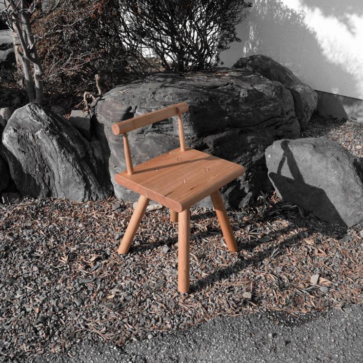 椅子 星田邸 チェリー ベンチ 003