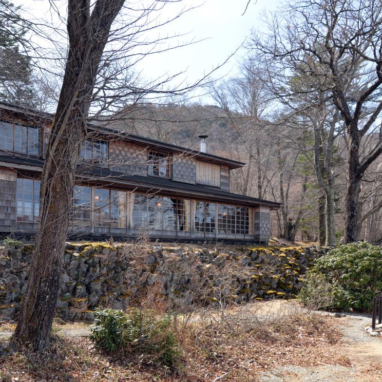 2 中禅寺湖畔 イタリア大使館別荘002