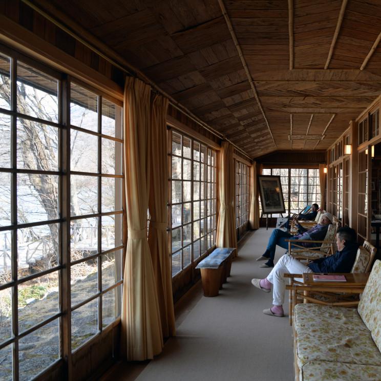 2 中禅寺湖畔 イタリア大使館別荘005