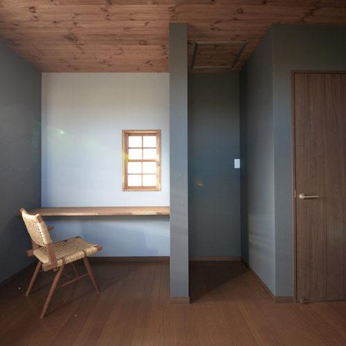 カリフォルニアスタイルの家(リフォーム)個室