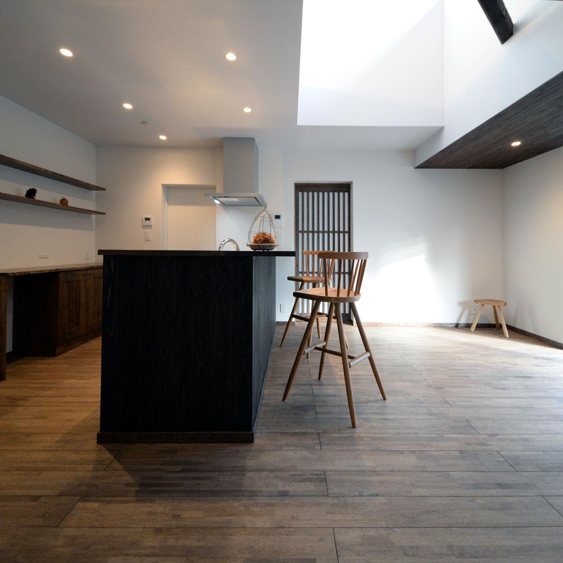 「入れ籠の家」 建築見学会