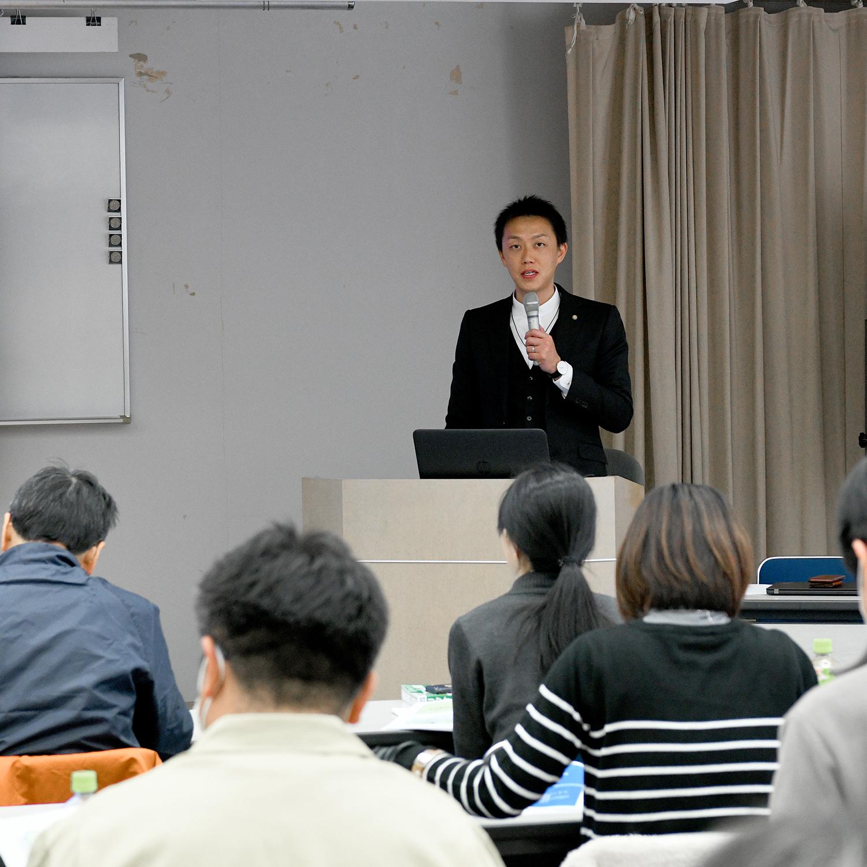 【講演】最長の4.5時間の単独講義in長野