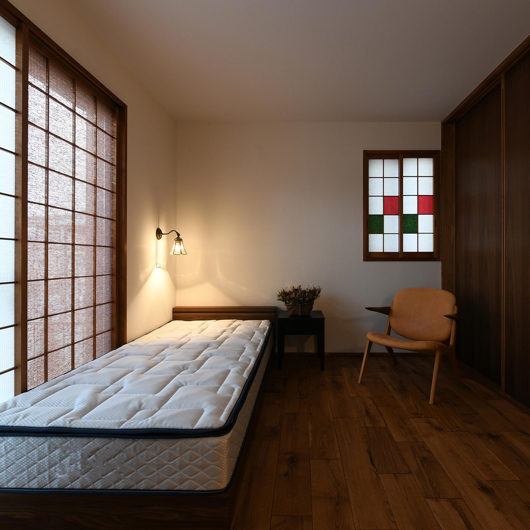 人生年時代のリフォーム 寝室