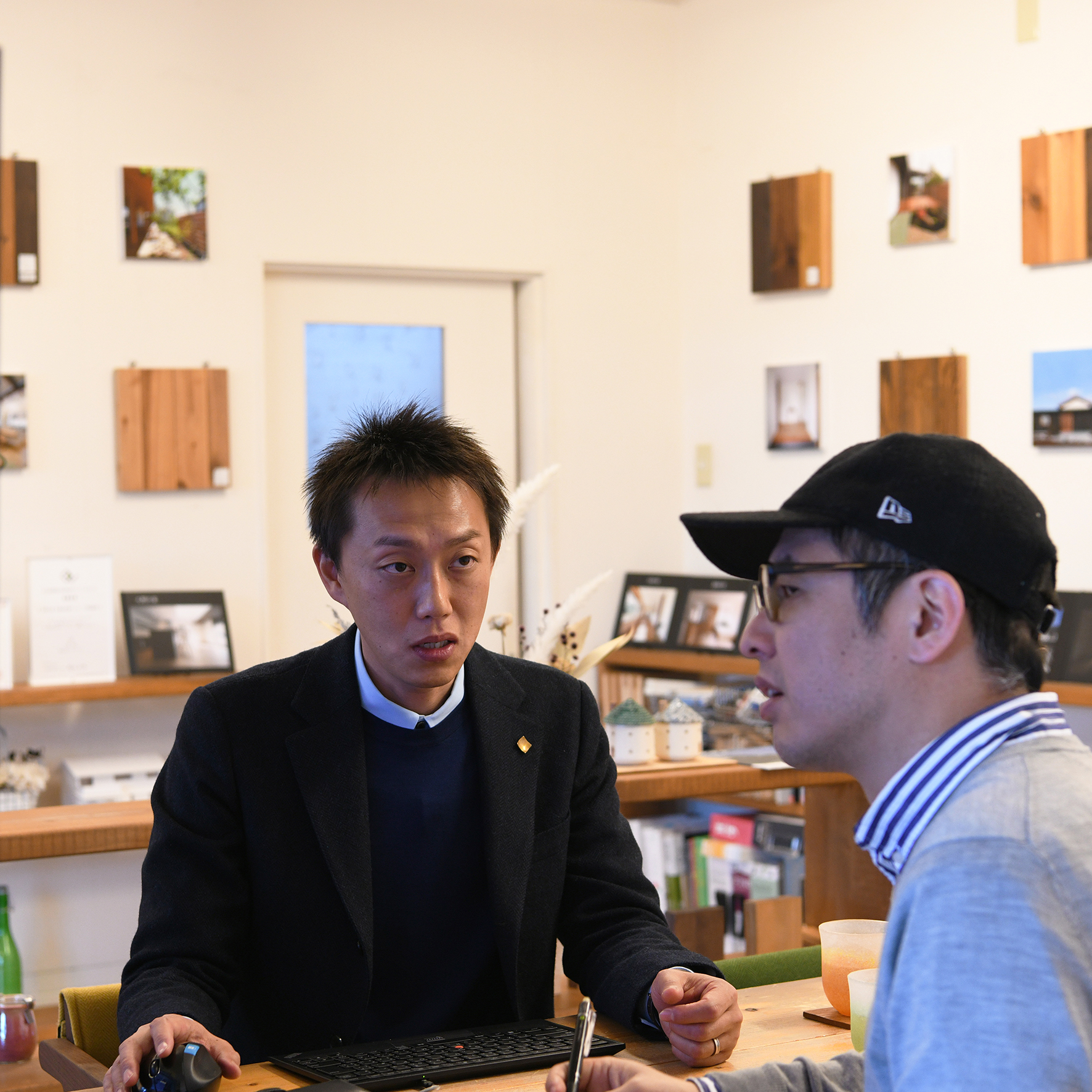 【取材】建築知識ビルダーズ