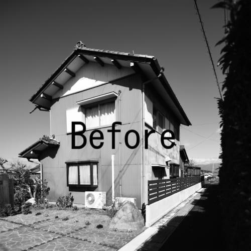Before 外観