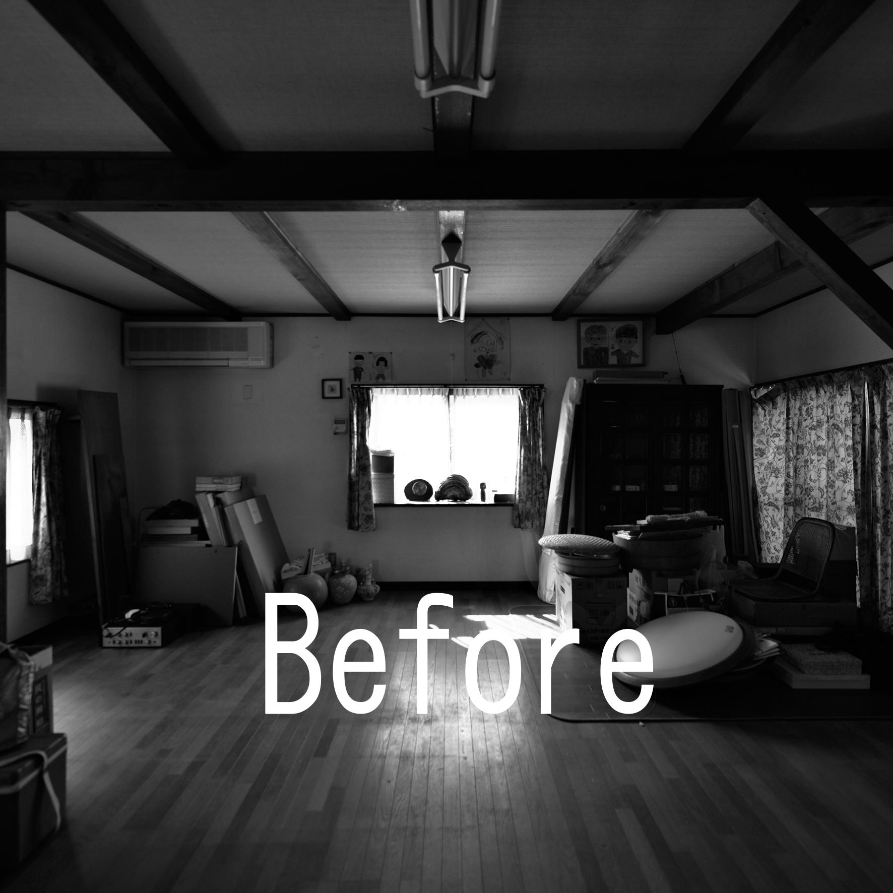 改修前和室