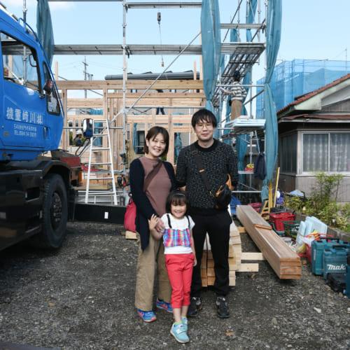 建て方 住宅 大垣