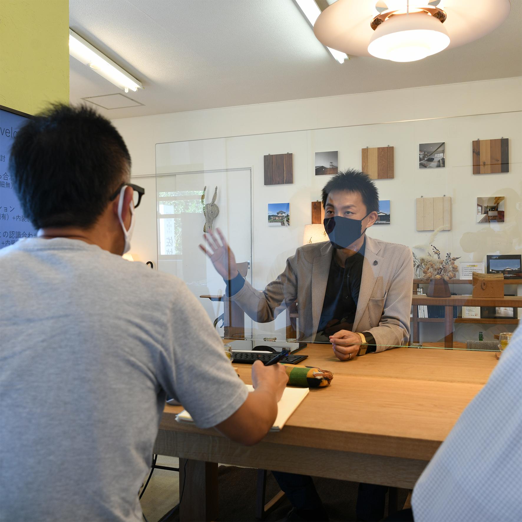 【インタビュー】森林文化アカデミーの辻先生と学生さん来社