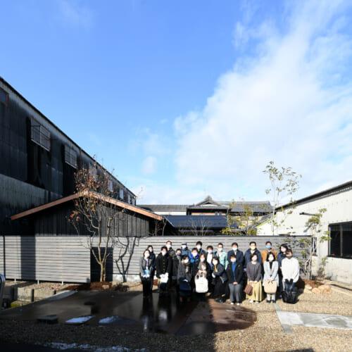 建築のプロ限定の見学会