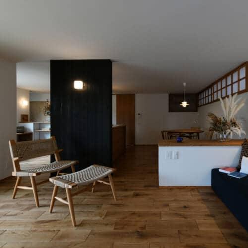 木の家 リノベーション