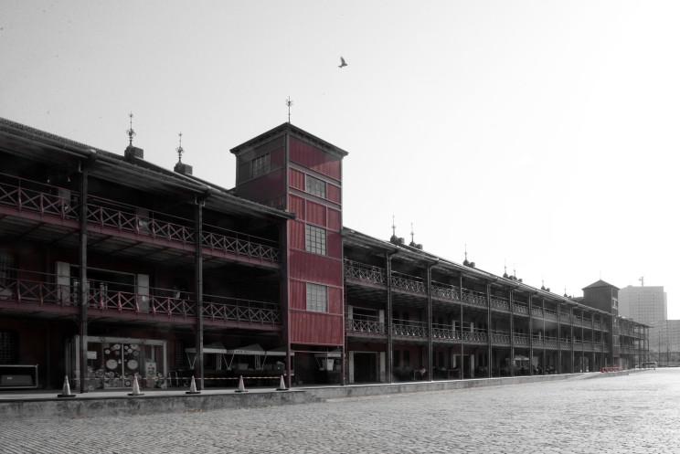 横浜レンガ倉庫