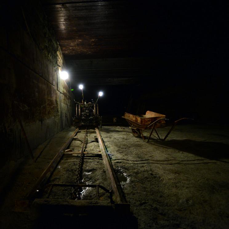 3 大谷石採掘場 山南石材013